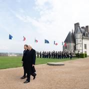 À travers Léonard de Vinci, Macron glorifie le lien «indestructible» avec l'Italie