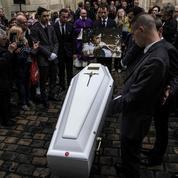 Les obsèques de Dicks Rivers à Paris, derniers hommages au chanteur rebelle