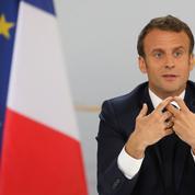 Emmanuel Macron recrute deux nouveaux conseillers à l'Élysée
