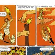 La mythologie racontée aux enfants
