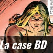 La case BD: Rahan ,fils des âges farouches et d'un Gaulois blond et costaud