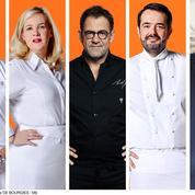 Le jury de Top Chef se met à table