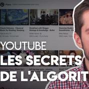 Comment YouTube choisit les vidéos que vous regardez