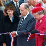 Tunnel sous la Manche: il y a 25 ans, une double cérémonie officielle d'ouverture