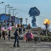 Nouvelle flambée de violence entre Israël et la bande de Gaza