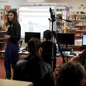Au lycée Louis-Armand, un «Facebook live» pour distinguer le vrai du faux