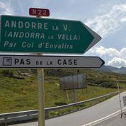 À la frontière avec Andorre, un éboulement fait craindre une «catastrophe économique»