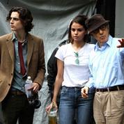 ARainy Day in New York ,le nouveau film de Woody Allen sortira en Italie