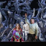 Opéra: un Tristan et Isolde loin de la lune de miel à Bruxelles