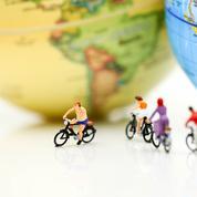 Le tour du monde des entreprises de deux étudiants «baroudeurs»