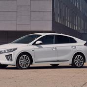 Hyundai booste sa berline Ioniq