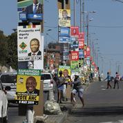 Afrique du Sud: décriée, l'ANC reste favorite des élections