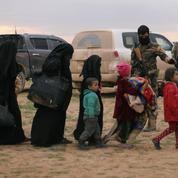 Florence Parly promet de rapatrier les orphelins de djihadistes