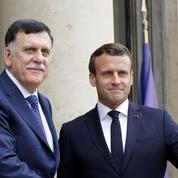 Libye: Al-Sarraj vient chercher un cessez-le-feu en Europe