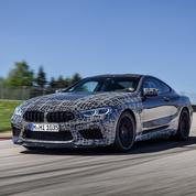 BMW M8, des systèmes personnalisables à l'envi