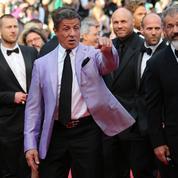 Cannes 2019: Sylvester Stallone part à l'assaut du festival pour présenter Rambo V