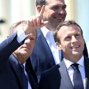 Guillaume Tabard: «La menace nationaliste, arme des macronistes»