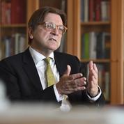 Guy Verhofstadt: «Une alternative à la montée des populistes»