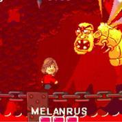 Dans un jeu vidéo macroniste, Loiseau combat Mélenchon et Le Pen transformés en insectes