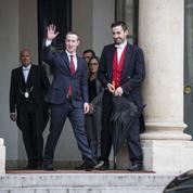 Macron et Zuckerberg face au casse-tête de la modération