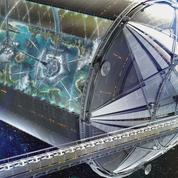 Le patron d'Amazon rêve de mégalopoles autonomes dans l'espace