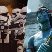 Star Wars ,Marvel ,Avatar ... Disney a décidé de monopoliser les salles jusqu'en 2027