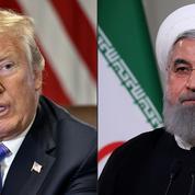 Avec l'Iran, Trump joue un rôle (trop) dangereux
