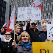 Pologne: les nationalistes manifestent contre la restitution des biens juifs