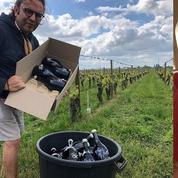La justice laisse un espoir au vigneron bio sommé de détruire 2000 bouteilles