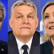 Orban se tient à distance de Le Pen: «Wauquiez m'a prévenu que c'était une ligne rouge»