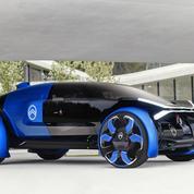 Citroën 19_19 concept, le confort à son paroxysme