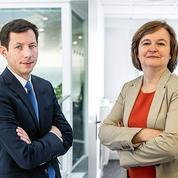 Européennes: Bellamy et Loiseau s'affrontent sur deux visions de l'Europe