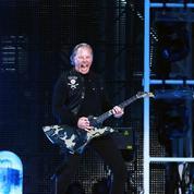 Metallica électrise le Stade de France et rend un hommage surprenant à Johnny Hallyday
