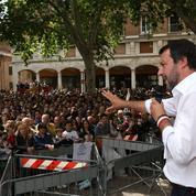 En Italie, le «capitaine» Salvini campe en première ligne face à la crise migratoire