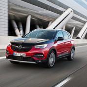 Opel Grandland X Hybrid4, les bienfaits de l'électrification