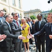 L'appel d'Emmanuel Macron aux géants de la tech