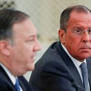 Pompeo et Lavrov peinent à cacher leurs divergences