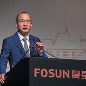 Le patron de Fosun redoute la guerre entre Trump et Xi