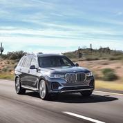 BMW X7: la limousine des SUV