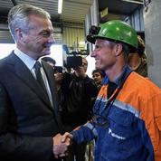 Le repreneur d'Ascoval rassure les salariés de l'aciérie sur sa santé financière
