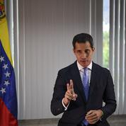 Juan Guaido: «C'est le régime qui est fatigué aujourd'hui»
