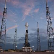 60 satelliteslancés d'un coup: le nouveau pari fou d'Elon Musk