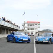 L'Autodrome de Linas-Montlhéry aux couleurs de la France