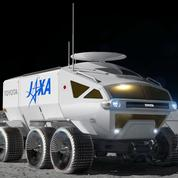 Toyota en mission pour aller sur la Lune