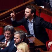 À l'Assemblée, un député insoumis imite Nicolas Sarkozy
