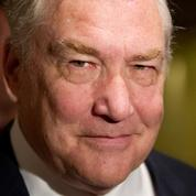 Trump gracie son ami Conrad Black