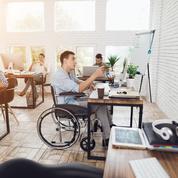 Au travail, 86% des actifs handicapés se sentent intégrés