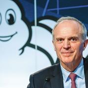 Michelin: les défis du nouveau patron