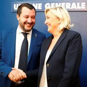 Guillaume Tabard: «Matteo Salvini, agent électoral de Marine Le Pen»