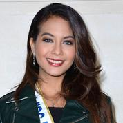 Vaimalama Chaves au casting de Meurtre à Tahiti sur France 3